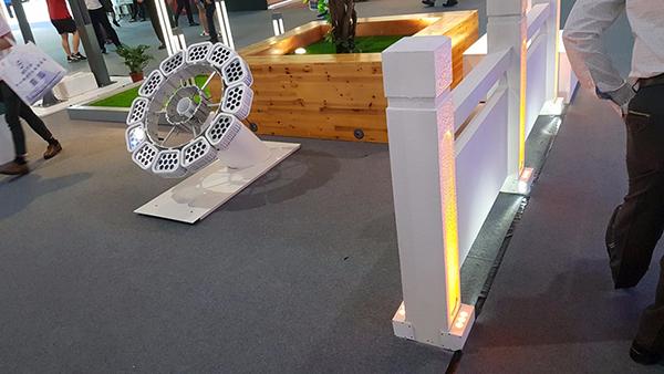 Chiếu sáng trang trí cầu đường nghệ thuật bằng đèn LED