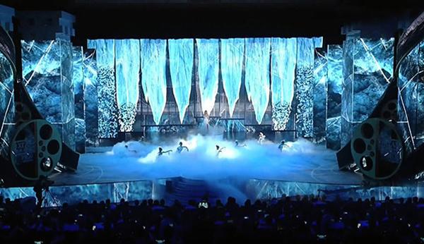 Màn hình LED sân khấu : Ấn tượng mạnh mẽ với mọi khán giả