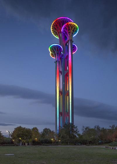 Tháp canh Olympic Bắc Kinh