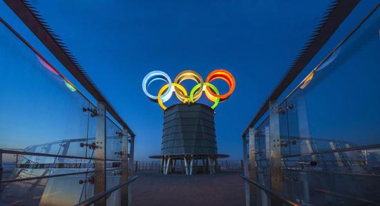 5 Vòng tròn Olympic