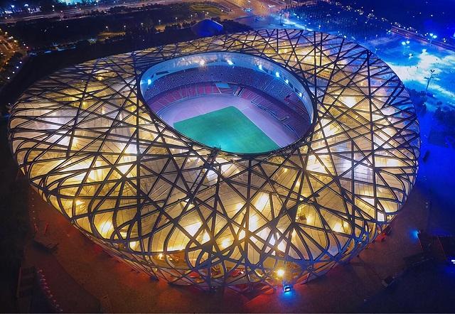 Giải pháp chiếu sáng công viên, quảng trường, sân vận động