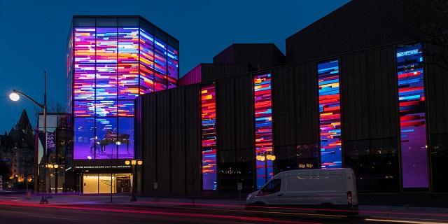 Tầm quan trọng của việc chiếu sáng mặt đứng tòa nhà, cao ốc văn phòng